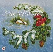 Schneeflocken, 1 Audio-CD Cover