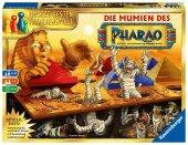 Die Mumien des Pharao (Spiel) Cover