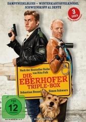 Die Eberhofer Triple Box, 3 DVD