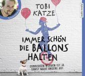 Immer schön die Ballons halten, 5 Audio-CDs