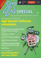 iX Special 2017 - IT-Projektmanagement