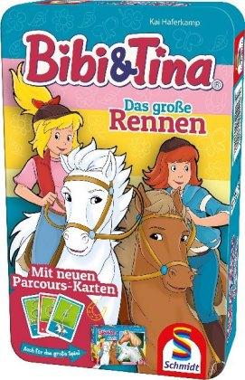 Bibi & Tina, Das große Rennen (Kinderspiel)