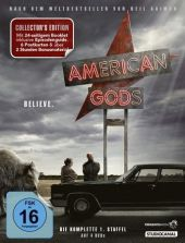 American Gods, 4 DVDs (Collector's Edition) Cover