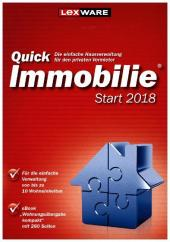 QuickImmobilie Start 2018, CD-ROM