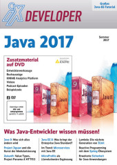 iX Developer - Java 2017
