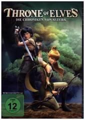 Throne of Elves - Die Chroniken von Altera, 1 DVD