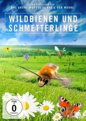 Wildbienen und Schmetterlinge, 1 DVD