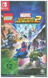LEGO Marvel, Super Heroes 2, 1 Nintendo Switch-...