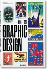 Geschichte des Grafikdesigns, The History of Graphic Design, Bd.1