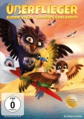 Überflieger - Kleine Vögel, großes Geklapper, 1 DVD
