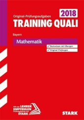 Training Quali Bayern 2018 - Mathematik