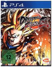 Dragon Ball Fighter Z, 1 PS4-Blu-ray Disc