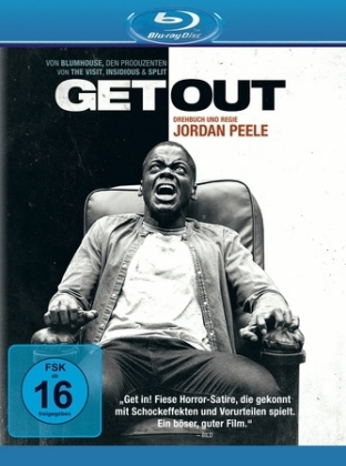 Get Out, 1 Blu-ray