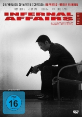 Infernal Affairs, 1 DVD