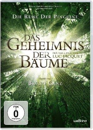 Das Geheimnis der Bäume, 1 DVD