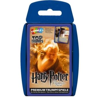 Top Trumps, Harry Potter und der Halbblutprinz (Kinderspiel)