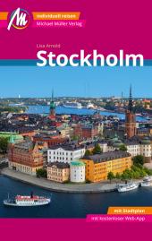 MM-City Stockholm Reiseführer, m. 1 Karte Cover