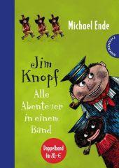 Jim Knopf - Alle Abenteuer in einem Band