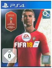 FIFA 18, 1 PS4-Blu-ray-Disc