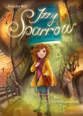 Izzy Sparrow - Die verschwundene Tür Cover