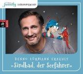 Eltern family Lieblingsmärchen - Sindbad, der Seefahrer, 1 Audio-CD Cover