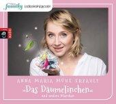 Eltern family Lieblingsmärchen - Das Däumelinchen und andere Märchen, 1 Audio-CD Cover