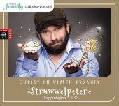 Eltern family Lieblingsmärchen - Struwwelpeter, Suppenkaspar & Co., 1 Audio-CD Cover