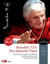 Benedikt XVI., Der deutsche Papst Cover