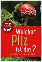 Welcher Pilz ist das? Cover