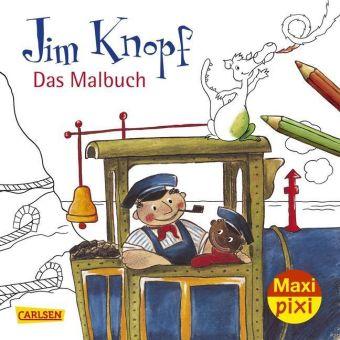 Jim Knopf - Das Malbuch