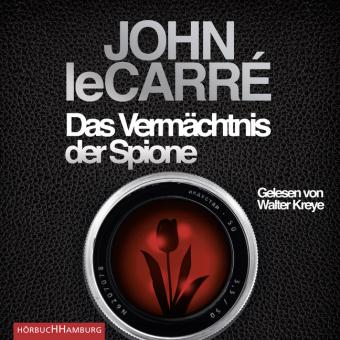 Das Vermächtnis der Spione, 8 Audio-CDs