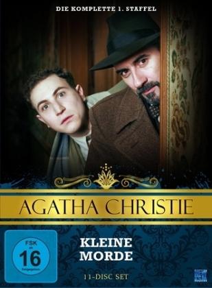 Agatha Christie - Kleine Morde, 11 DVDs