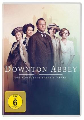 Downton Abbey, 3 DVD
