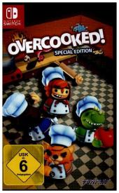 Overcooked!, 1 Nintendo Switch-Spiel (Special E...