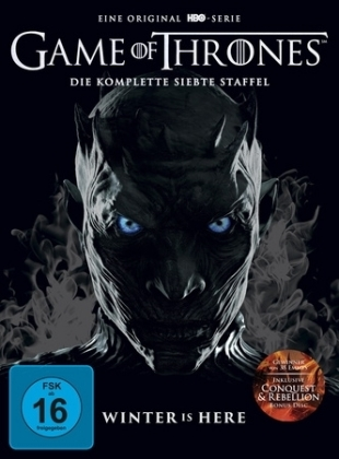 Game of Thrones, 4 DVDs