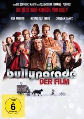 Bullyparade - Der Film, 1 DVD