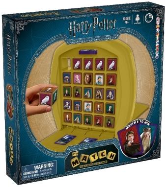 Top Trumps Match - Harry Potter