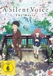 A Silent Voice, 1 DVD Cover