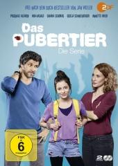 Das Pubertier - Die Serie, 2 DVD