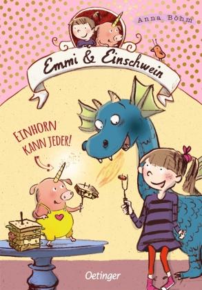 Emmi & Einschwein. Einhorn kann jeder!