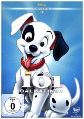 101 Dalmatiner, 1 DVD Cover