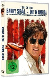 Barry Seal - Only in America, 1 DVD Cover