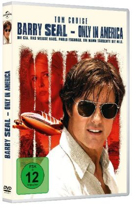 Barry Seal - Only in America, 1 DVD