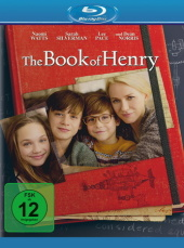 The Book of Henry, 1 Blu-ray