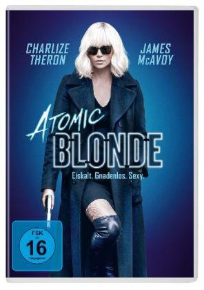 Atomic Blonde, 1 DVD