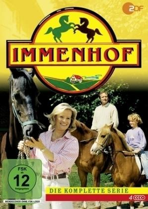 Immenhof - Die komplette Serie, 4 DVD