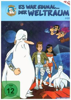 Es war einmal Der Weltraum, 6 DVD