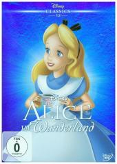 Alice im Wunderland, 1 DVD Cover
