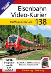 Eisenbahn Video-Kurier, 1 DVD-Video