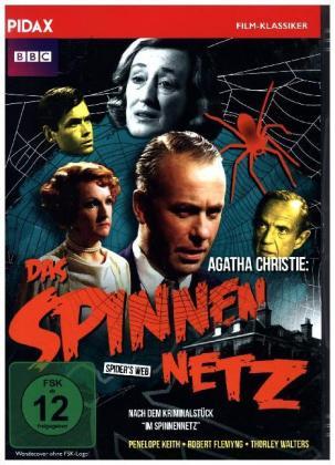 Agatha Christie: Das Spinnennetz, 1 DVD